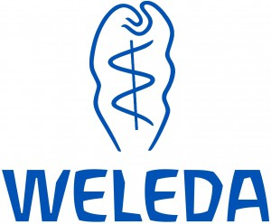 naturkosmetik, weleda-logo