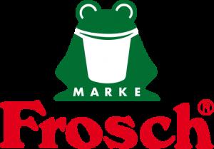 cradle, Frosch logo